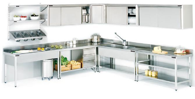 Abco mesas y estanterias - Muebles cocina tarragona ...